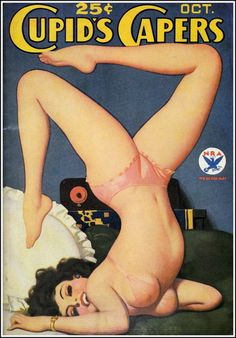 The PinUp Art of Enoch Bolles