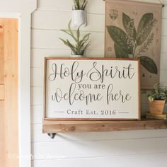 Family A Circle of Strength and Love Personalized Family Name Rustic Block Sitter Sign Whitewash Rustic Look Tabletop