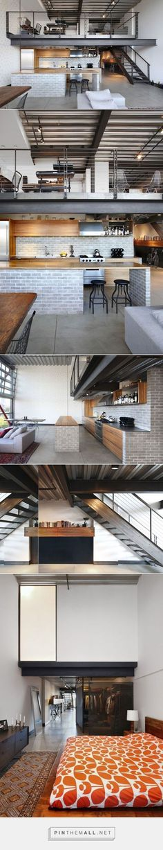 Modern House Design & Architecture : Modern Loft Design by the Urbanist Lab