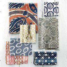 Hand-Printed Fabrics   SouthernLiving.com
