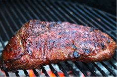 California style grilled tri-tip
