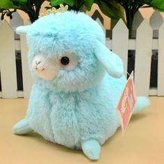 Amazon.com: SZTALE 17cm Crown Arpakasso Alpacasso Alpaca Plush Llama Stuffed Toy Kids Soft Doll Gift: Toys & Games