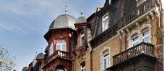 Nirgendwo sonst in Darmstadt gibt es so viel alte Bausubstanz wie in der Viktoriastraße. Sie ist eine der schönsten Straßen der Stadt, die nur einen Nachteil hat. Es fehlen kleine Läden