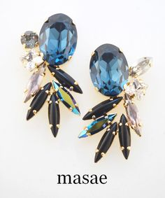 【masae】BIJOUX COLLECTION NIGHT SKY PIERCES #シータ・ミュー