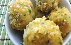 Polpette di ceci e parmigiano - ricetta facile e veloce