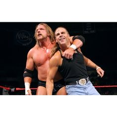 WWE Rumors Shawn Michaels, Triple H, Lord Tensai and Tuesday's Top WWE... ❤ liked on Polyvore featuring wwe, superstars and wwe superstars