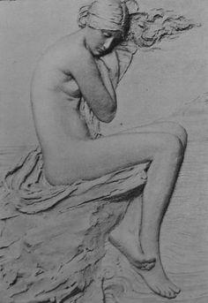 Harry Bates ARA (1850-1899)