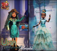 Uma Dolls | Image Edit by Alafia BunduKamara