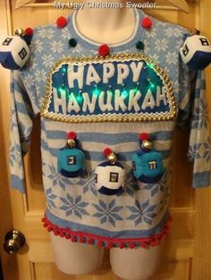 forget ugly christmas sweater!