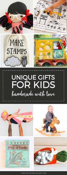 Unique kids toys | Kids Gift Ideas | Kids Christmas Gifts | Etsy Gifts