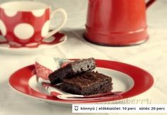 Simple chocolate brownie- Brownie 5.