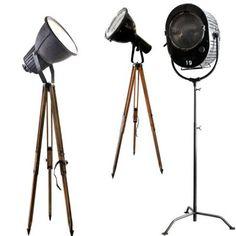 Tripods 360volt.com heeft vele mooie industriele lampen