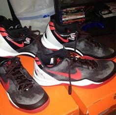 Nike Kobe 8 System Westchester Away PE