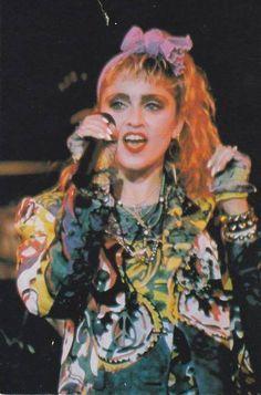 madonna virgin tour | ... Madonna ~ Virgin Tour ~ on Pinterest | Madonna, Madonna like a virgin