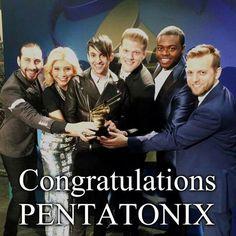 PTX GOT A GRAMMY!!!!!!!!!!