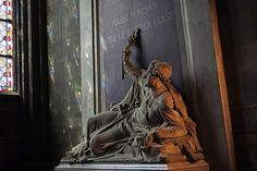 "Sainte-Chapelle  (Paris - France)  ""Può il mio sangue essere l'ultimo versato!"""