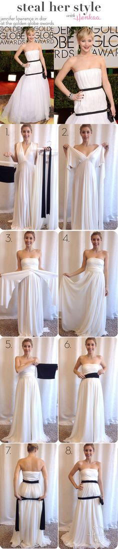 Henka Dress/ vestido de festa/ modelagem adaptável
