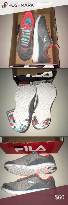 b4eefd9acebe Fila memory spacial Sneakers NIB size 8.5 Fila memory spacial Sneakers NIB  size 8.5 brand new