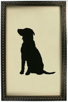 Fernando Boher Collection Labrador, Unframed | Gracious Style