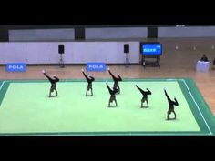 for some serious dedication - synchronized gymnastics (stick til or skip to about 2/3 of the way through, even more mind blowing)