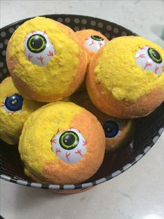 Eye Love Candy bath bombs. Stoney Creek Essentials