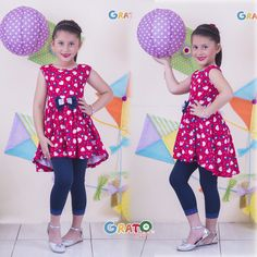 Outfits Niños, Kids Outfits, Toddler Girl Style, Girls World, Little Girl Outfits, Baby Dress, Blouse Designs, Kids Fashion, Girls Dresses