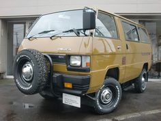 DELICA STAR WAGON デリカ スターワゴンGLX 4WD |札幌の中古車販売・カスタム・メンテナンス|BE TRADE・ビートレード