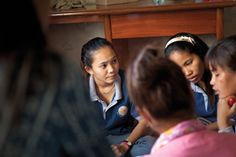 38% of Cambodia's female beer sellers have been raped. Click to see what CARE's doing to help.