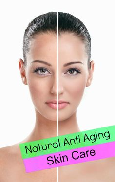 Natural Anti Aging Skin Care !!! There are so many different types of anti-aging products #skin #skincare #antiaging