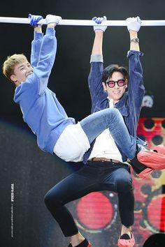 Seungri and TOP | VIP Fanmeeting in Tianjin (160605)