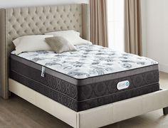 Beautyrest® Recharge Plus Allure Ultra Euro-Top Queen Mattress Set | The Brick