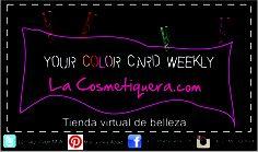 El color de la semana!  La Cosmetiquera.com
