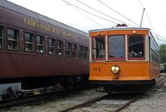7. Ohio Railway Museum (Worthington)
