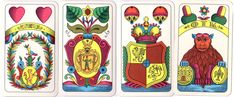 Bohemian Pattern - The World of Playing Cards