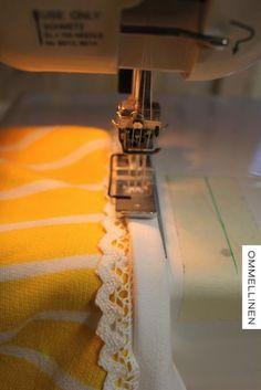 OMMELLINEN: Kaulustunikaohje ja mieshousut :) Chevrolet Logo, Knits, Sewing, Knitting, Dressmaking, Couture, Tricot, Stitching, Breien