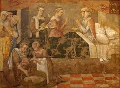 Resultado de imagen de birth of the virgin