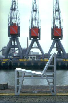 Dutch Designer Richard Hutten Collection  Hidden Lounge Chair  Credits : Richard Hutten.