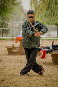 Tai Chi Sword #TaiChi #Taijiquan
