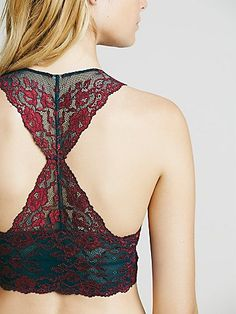 Wild Roses Racerback Floral Lace, Free People, Roses, Fashion Outfits, My Style, Layering, Shopping, Clothes, Collection