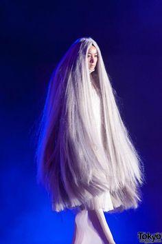 Japanese Hair Show Splash International (19) Banshee look?