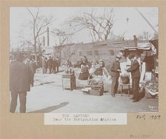 [The Battery -- Near the Immigration Station.]