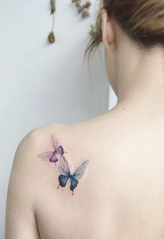 butterfly tattoo 2018