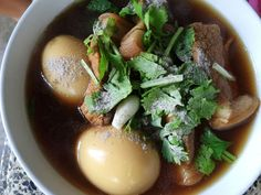 How to Make Eggs Stewed Recipe