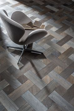 basket weave wood floor home design ideas pictures remodel and decor - Matchstick Tile Home Design
