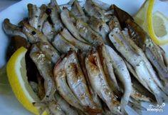 Корюшка в духовке - пошаговый кулинарный рецепт на Повар.ру