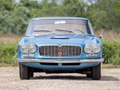 Maserati 3500 GT Speciale by Italsuisse (1961)