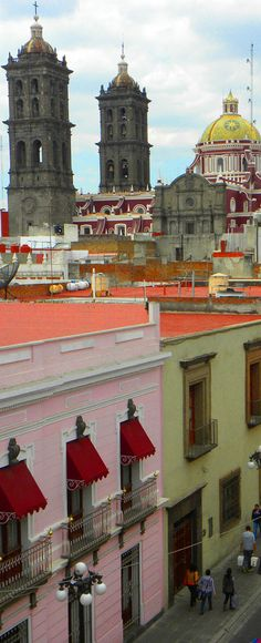 Views of Puebla: http://bbqboy.net/highlights-visit-puebla-mexico/ #puebla #mexico