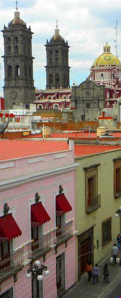 Views of Puebla: http://bbqboy.net/highlights-visit-puebla-mexico/ #puebla #mexico