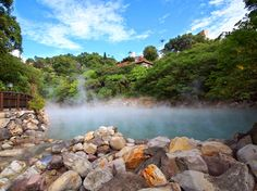 Beitou Geothermal Valley, Taiwan | My Top 3 Bucket List Travel Destinations