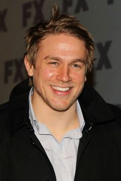 Charlie Hunnam.....I am in love/lust with this man!
